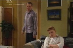 Max Hoyland, Boyd Hoyland in Neighbours Episode 4584