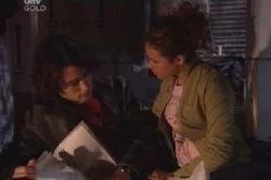 Luka Dokic, Serena Bishop in Neighbours Episode 4585