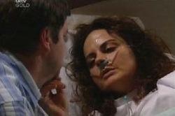 David Bishop, Liljana Bishop in Neighbours Episode 4585