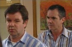 David Bishop, Karl Kennedy in Neighbours Episode 4586