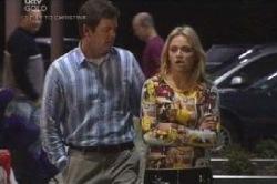 David Bishop, Sky Mangel in Neighbours Episode 4586
