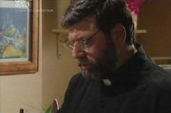 Father Popovich in Neighbours Episode 4586