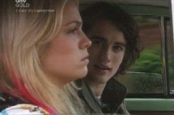 Sky Mangel, Luka Dokic in Neighbours Episode 4586