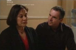 Svetlanka Ristic, Karl Kennedy in Neighbours Episode 4587