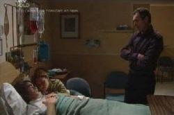 Luka Dokic, Serena Bishop, Karl Kennedy in Neighbours Episode 4587