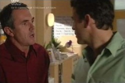 Karl Kennedy, Dr Philip Smith in Neighbours Episode 4587