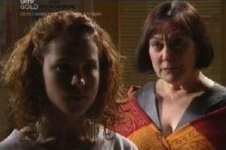 Serena Bishop, Svetlanka Ristic in Neighbours Episode 4587