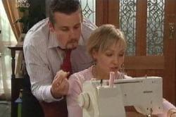 Toadie Rebecchi, Sindi Watts in Neighbours Episode 4588