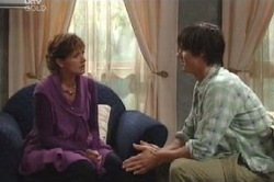 Susan Kennedy, Jack Scully in Neighbours Episode 4588