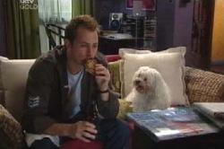 Stuart Parker, Bob in Neighbours Episode 4589