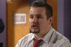 Toadie Rebecchi in Neighbours Episode 4589