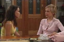 Libby Kennedy, Sindi Watts in Neighbours Episode 4589