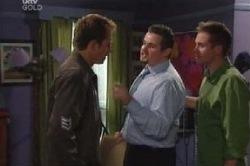 Stuart Parker, Toadie Rebecchi, Connor O