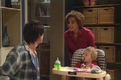 Jack Scully, Lyn Scully, Oscar Scully in Neighbours Episode 4590