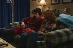 Luka Dokic, Serena Bishop in Neighbours Episode 4592
