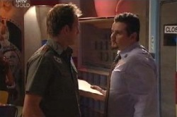 Stuart Parker, Toadie Rebecchi in Neighbours Episode 4592