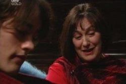 Luka Dokic, Svetlanka Ristic in Neighbours Episode 4592