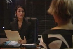 Carmella Cammeniti, Sindi Watts in Neighbours Episode 4594