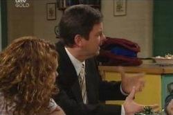 Serena Bishop, David Bishop in Neighbours Episode 4599