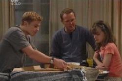Boyd Hoyland, Max Hoyland, Summer Hoyland in Neighbours Episode 4600