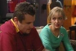 Sindi Watts, Toadie Rebecchi in Neighbours Episode 4600