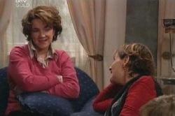 Lyn Scully, Susan Kennedy in Neighbours Episode 4601
