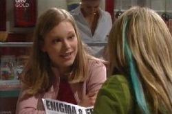 Lana Crawford, Sky Mangel in Neighbours Episode 4602