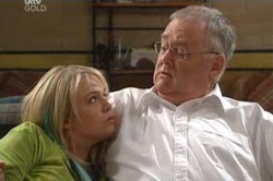 Sky Mangel, Harold Bishop in Neighbours Episode 4603