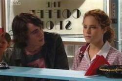 Luka Dokic, Serena Bishop in Neighbours Episode 4603