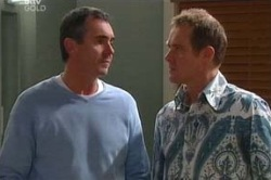 Karl Kennedy, Max Hoyland in Neighbours Episode 4604