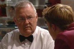 Harold Bishop, Boyd Hoyland in Neighbours Episode 4604