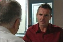Harold Bishop, Karl Kennedy in Neighbours Episode 4613