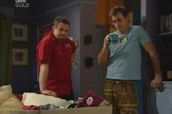 Stuart Parker, Toadie Rebecchi in Neighbours Episode 4613