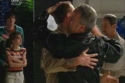 Jack Scully, Summer Hoyland, Max Hoyland, Gino Esposito in Neighbours Episode 4614