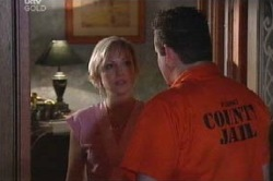 Sindi Watts, Toadie Rebecchi in Neighbours Episode 4616