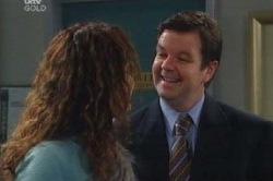 David Bishop, Liljana Bishop in Neighbours Episode 4616