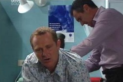 Max Hoyland, Karl Kennedy in Neighbours Episode 4619