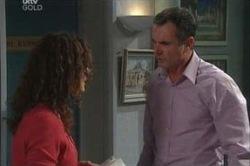 Liljana Bishop, Karl Kennedy in Neighbours Episode 4620