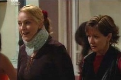 Janelle Timmins, Susan Kennedy in Neighbours Episode 4622