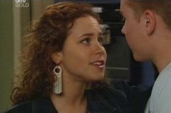 Serena Bishop, Boyd Hoyland in Neighbours Episode 4622