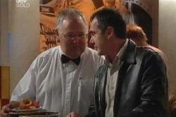 Harold Bishop, Karl Kennedy in Neighbours Episode 4623