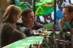 Steph Scully, Karl Kennedy, Max Hoyland in Neighbours Episode 4624
