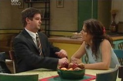 David Bishop, Liljana Bishop in Neighbours Episode 4625