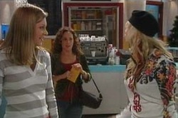 Lana Crawford, Serena Bishop, Sky Mangel in Neighbours Episode 4626