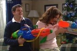 David Bishop, Liljana Bishop in Neighbours Episode 4627