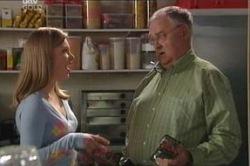 Lana Crawford, Harold Bishop in Neighbours Episode 4627