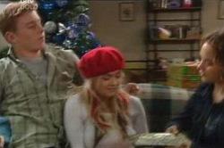 Boyd Hoyland, Sky Mangel, Serena Bishop in Neighbours Episode 4627