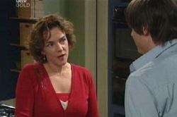 Jack Scully, Lyn Scully in Neighbours Episode 4628