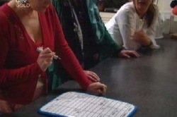 Lyn Scully, Susan Kennedy, Steph Scully in Neighbours Episode 4628