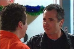 Toadie Rebecchi, Karl Kennedy in Neighbours Episode 4628